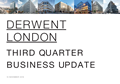 Third Quarter Business Update 2016