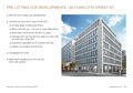 PRE-LETTING OUR<br> DEVELOPMENTS -<br> 80 CHARLOTTE STREET W1