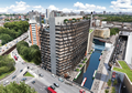 BRUNEL BUILDING,<br> 55 NORTH WHARF<br> ROAD W2