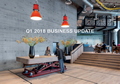 2018 Q1 Business Update