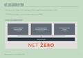 NET ZERO CARBON BY 2030
