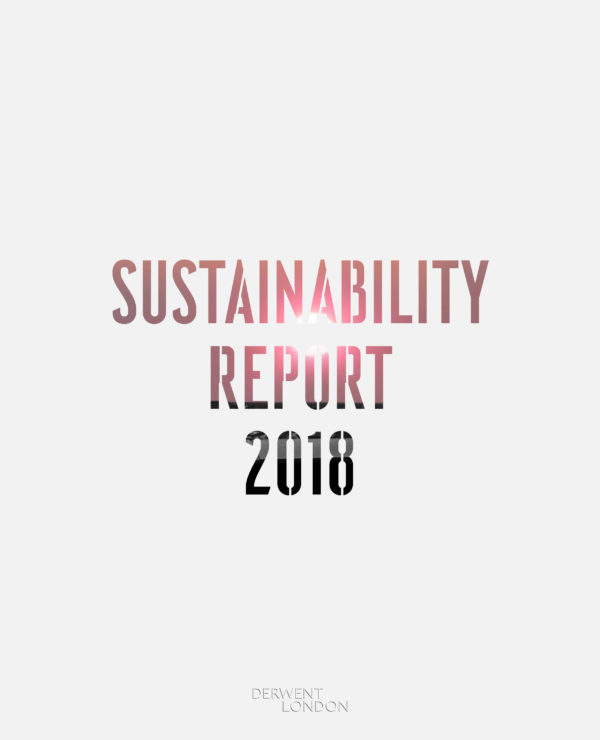 Cover of Sustainability Report